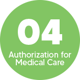 Authorization for Medical Care