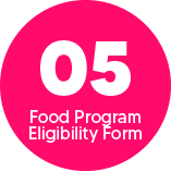 Food Program Eligibility Form
