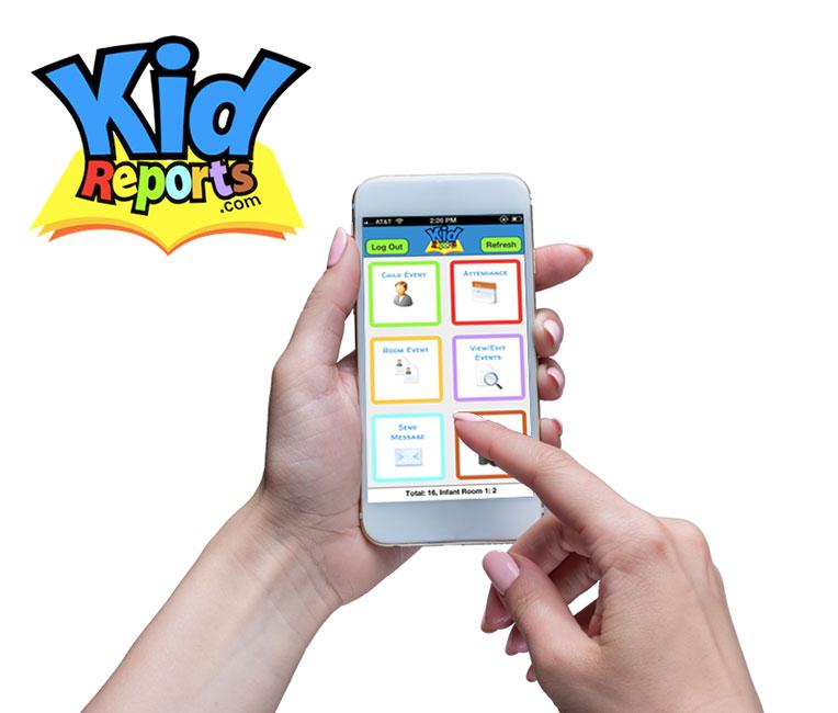 Kidreports app